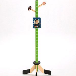 Lovely Clothestand/Growth Chart All Star Sports Nice Ideas